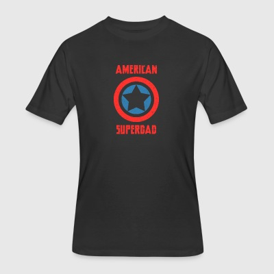 American Superdad - Men's 50/50 T-Shirt