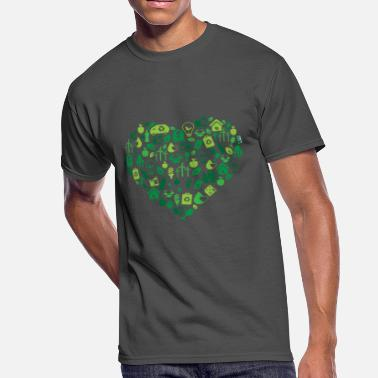 Recycled Art recycle - Men's 50/50 T-Shirt
