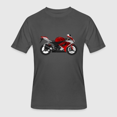 Sportbike moto sport bike - Men's 50/50 T-Shirt