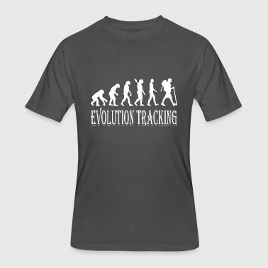 Track Evolution Evolution Tracking - Men's 50/50 T-Shirt