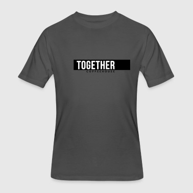 Together Coffeehouse - Men's 50/50 T-Shirt