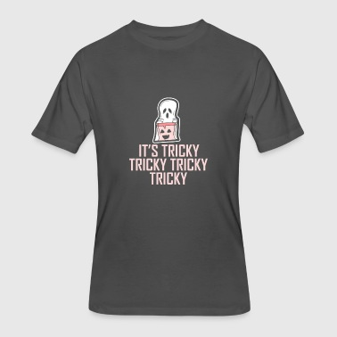 It´s Tricky Tricky Tricky Halloween - Men's 50/50 T-Shirt