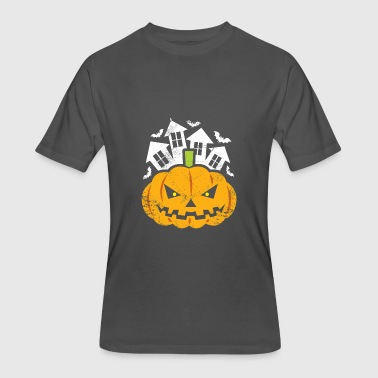 Kids Pumpkin Halloween Pumpkin Gift idea costume kids - Men's 50/50 T-Shirt