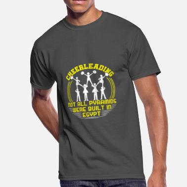 Cheerleader Pyramid Cheerleading Pyramid - Men's 50/50 T-Shirt