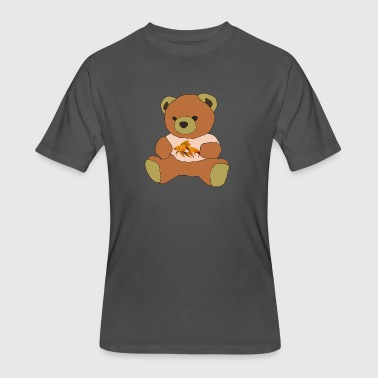 Adults Teddy Bear Teddy Bear - Men's 50/50 T-Shirt