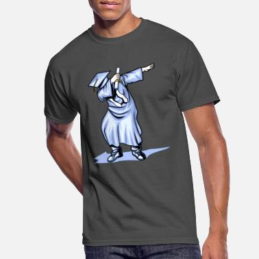 Graduation The Dabbing Graduation Class of Funny Gifts - Men's 50/50 T-Shirt