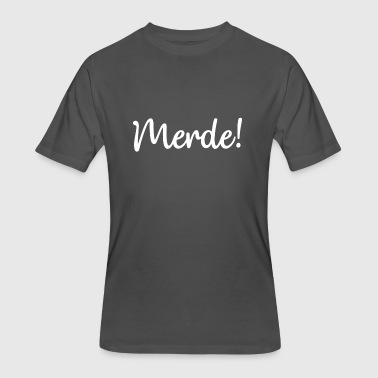 Merde - Men's 50/50 T-Shirt