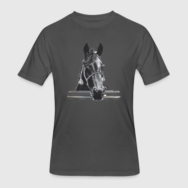 Horse fence - Men's 50/50 T-Shirt
