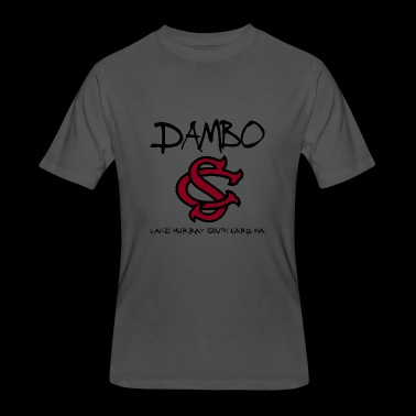 DAMBO USC GAMECOCKS - Men's 50/50 T-Shirt
