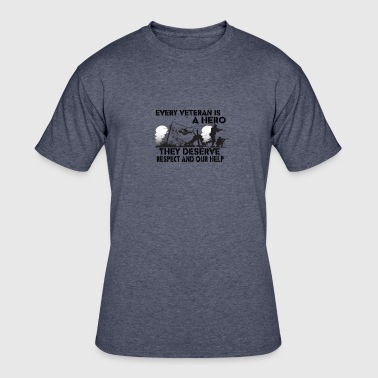 ARMY T - Men's 50/50 T-Shirt