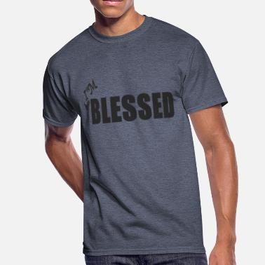 Advantage Design BLESSED - Men's 50/50 T-Shirt