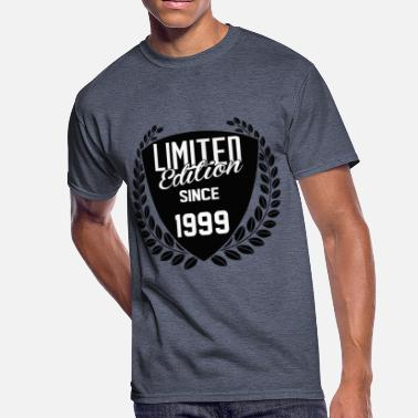 Limited Edition 1999 Limited Edition Since 1999 - Men's 50/50 T-Shirt