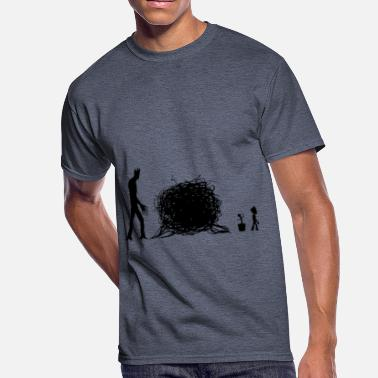 Guardian groot story - Men's 50/50 T-Shirt