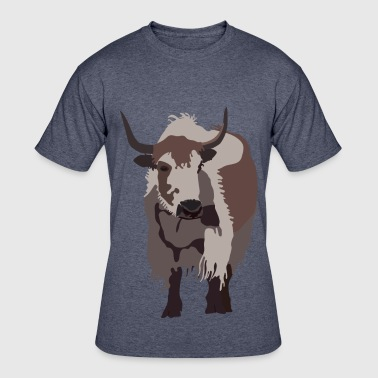 Yak YAK - Men's 50/50 T-Shirt