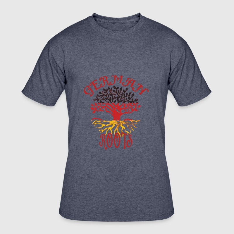 German Roots design - Men's 50/50 T-Shirt