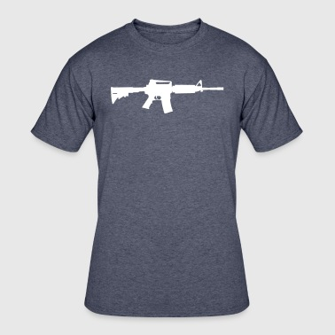 Ar-15 Rifle AR-15 rifle - Men's 50/50 T-Shirt