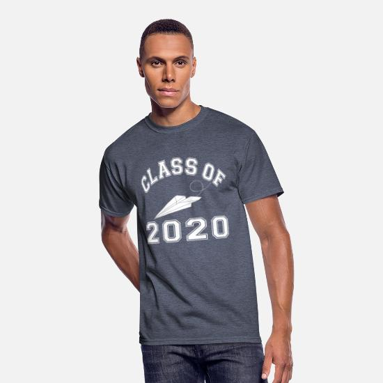 2020 T-Shirts - Class Of 2020 - Men's 50/50 T-Shirt navy heather