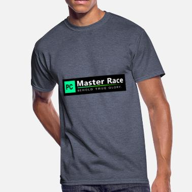 Pc Master Race PC Master Race - Men's 50/50 T-Shirt