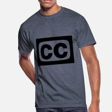 Closing Time Closed captioning - Men's 50/50 T-Shirt