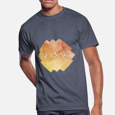 Beijing Beijing - Men's 50/50 T-Shirt