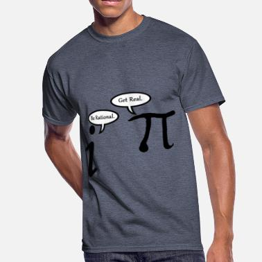 Math Jokes Math jokes - Men's 50/50 T-Shirt
