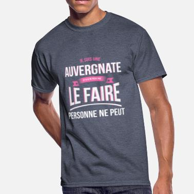 Auvergne Auvergnate no one can gift - Men's 50/50 T-Shirt