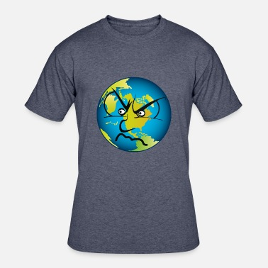Violation Earth violated - Men's 50/50 T-Shirt