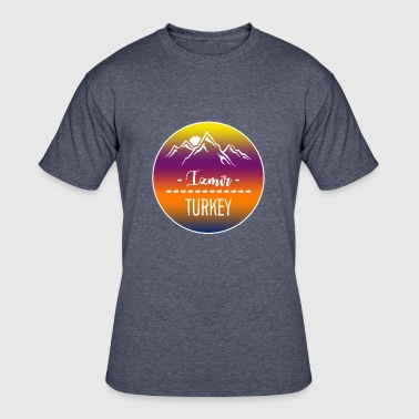 Izmir Izmir Turkey - Men's 50/50 T-Shirt