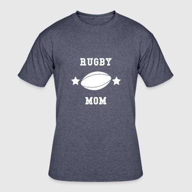 Rugby Moms Rugby Mom - Men's 50/50 T-Shirt