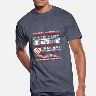 Occupation Occupational Therapy T shirt - Men's 50/50 T-Shirt