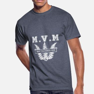 Valuable Most valuable Mom MVM - Men's 50/50 T-Shirt