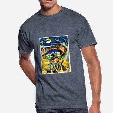 Hank Man Hank Ramblin Man - Men's 50/50 T-Shirt