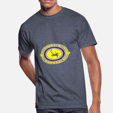 Soccer Striker Colombia Soccer Striker - Men's 50/50 T-Shirt