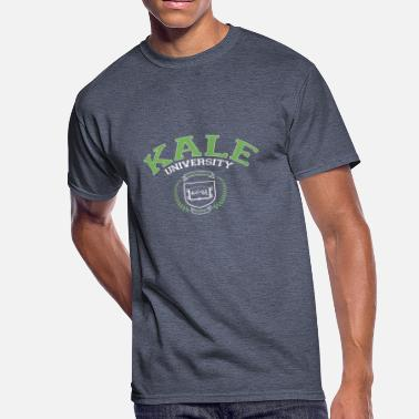 Kale University Kale University T-shirt - Men's 50/50 T-Shirt