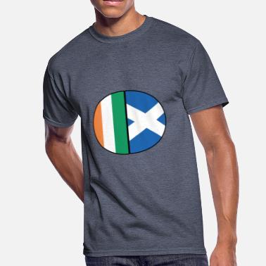 5a82e40f Scottish Irish Scottish Irish Dual Citizen or Ethnicity DNA Pride -  Men's