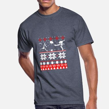 d3fe4da7f63 Rugby Christmas Rugby Christmas Shirt - Men's 50/50 T-