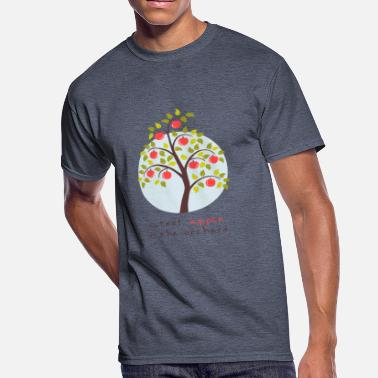Orchard Adorable kids - Cutest Apple In The Orchard - Men's 50/50 T-Shirt