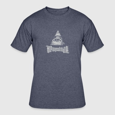 Illuminati - Men's 50/50 T-Shirt
