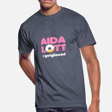 Lotte New Design Aida lott getlazed Best Seller - Men's 50/50 T-Shirt