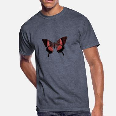 Red-butterfly Red Butterfly - Men's 50/50 T-Shirt