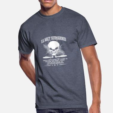Us Navy Submarine U S NAVY SUBMARINES SHIRT - Men's 50/50 T-Shirt