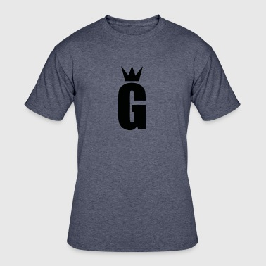 G-street SOLO G CROWN LEADER - Men's 50/50 T-Shirt