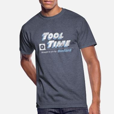 Inatech Tool Time - Binford Tools - Men's 50/50 T-Shirt