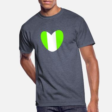 Nigeria nigeria - Men's 50/50 T-Shirt