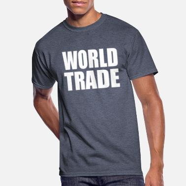 World Trade Center World Trade Funny - Men's 50/50 T-Shirt