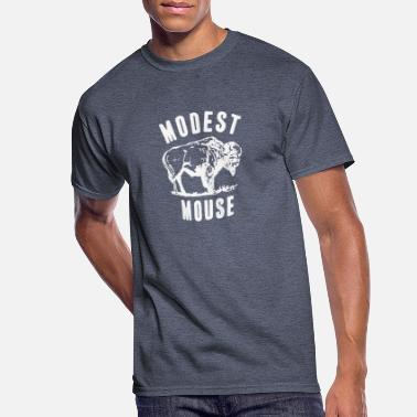 Mouse Modest Mouse - Men's 50/50 T-Shirt