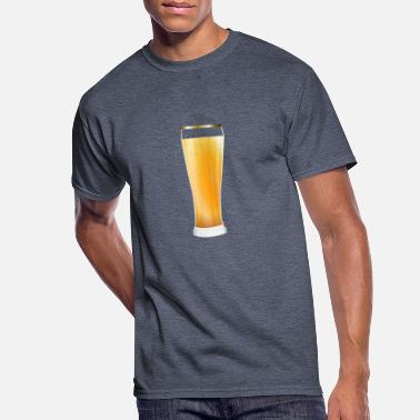 Wheat Beer wheat beer - Men's 50/50 T-Shirt