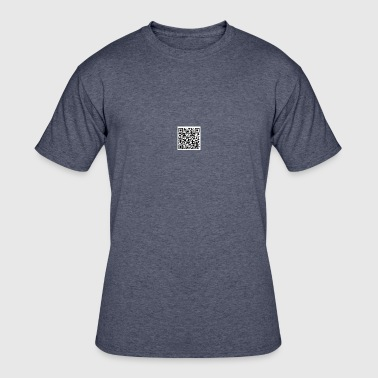 cool abdul qr code - Men's 50/50 T-Shirt