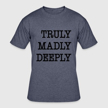 madly - Men's 50/50 T-Shirt