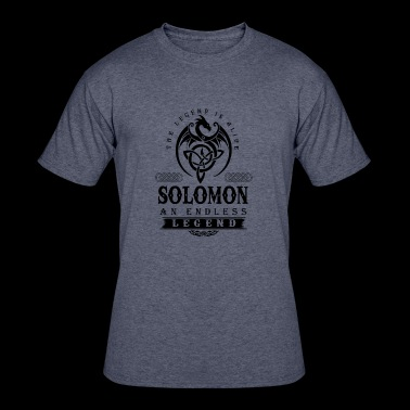 SOLOMON - Men's 50/50 T-Shirt